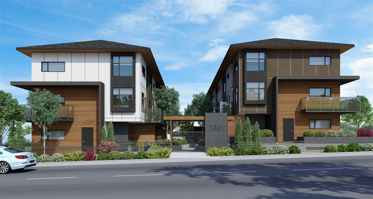"""Main Photo: 201 7001 ROYAL OAK Avenue in Burnaby: Metrotown Townhouse for sale in """"ME-ANTA"""" (Burnaby South)  : MLS®# R2274160"""