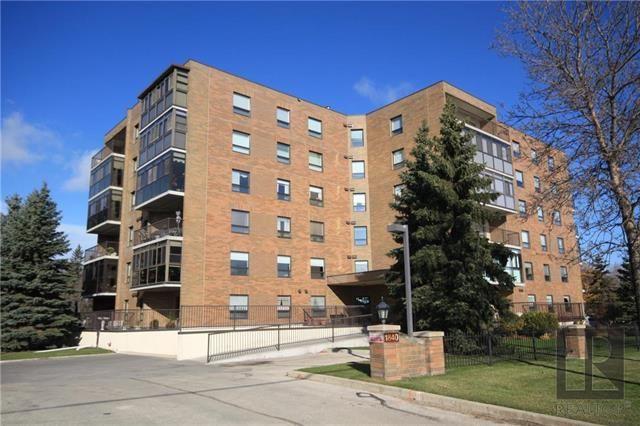 Main Photo: 306 1840 Henderson Highway in Winnipeg: North Kildonan Condominium for sale (3G)  : MLS®# 1823806