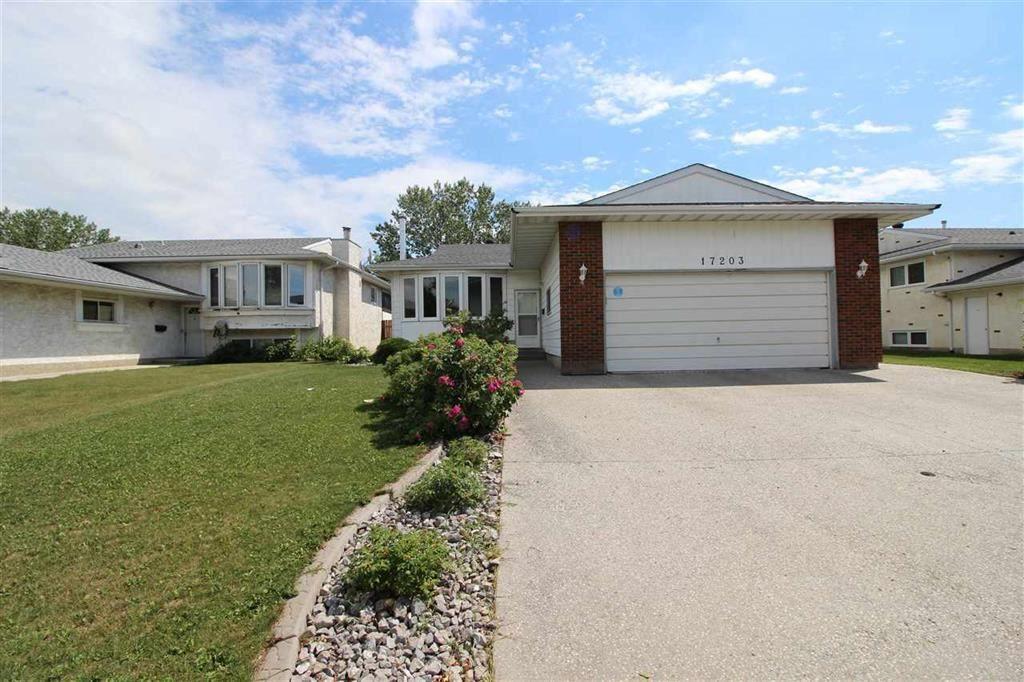 Main Photo: 17203 98 Street in Edmonton: Zone 27 House for sale : MLS®# E4137419