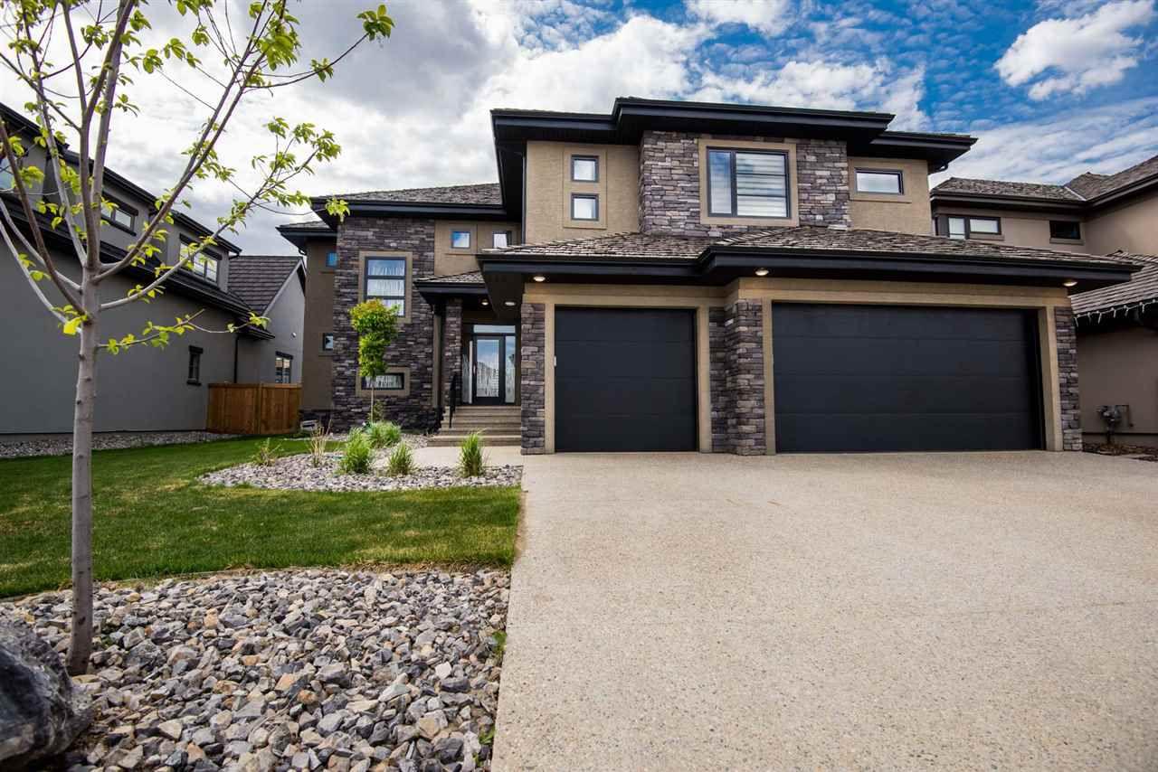 Main Photo: 3662 WESTCLIFF Way in Edmonton: Zone 56 House for sale : MLS®# E4149511