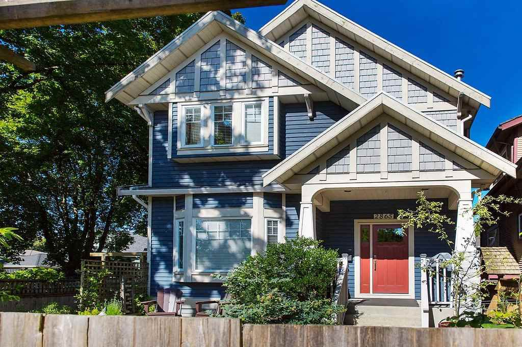 Main Photo: 2865 VICTORIA Drive in Vancouver: Grandview VE House 1/2 Duplex for sale (Vancouver East)  : MLS®# R2361660