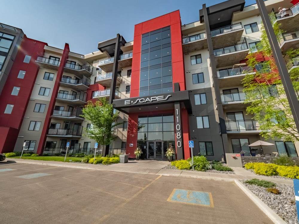 Main Photo: 604 11080 Ellerslie Road in Edmonton: Zone 55 Condo for sale : MLS®# E4159668