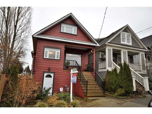 """Main Photo: 358 E 26TH Avenue in Vancouver: Main House for sale in """"Main Street"""" (Vancouver East)  : MLS®# V869582"""
