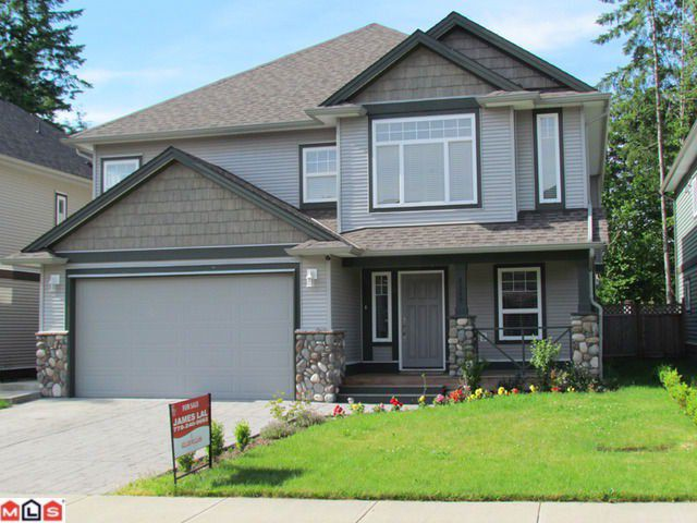 Main Photo: 32759 LIGHTBODY Court in Mission: Mission BC House for sale : MLS®# F1116566