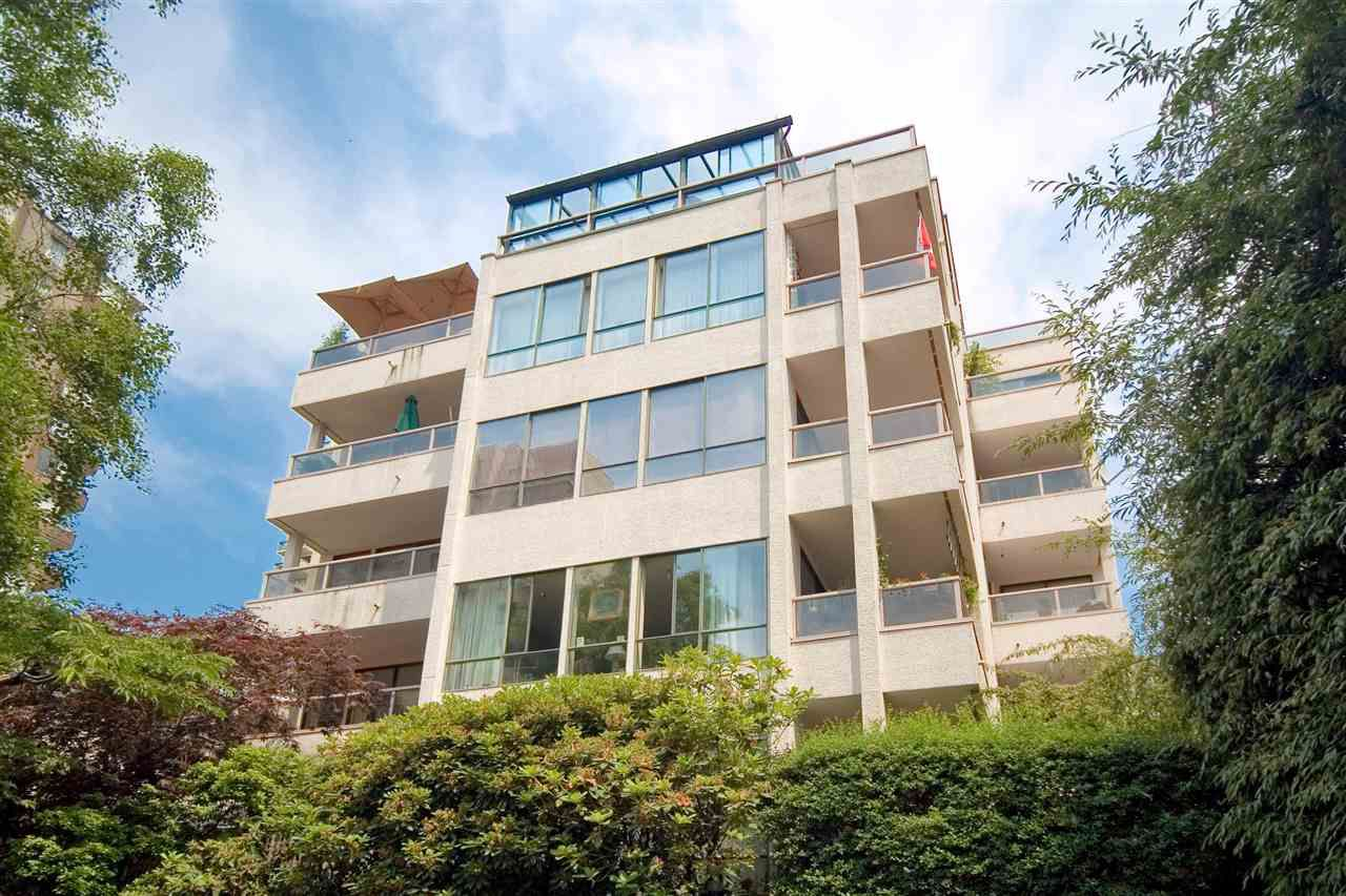 "Main Photo: 404 1133 HARWOOD Street in Vancouver: West End VW Condo for sale in ""HARWOOD MANOR"" (Vancouver West)  : MLS®# R2031715"