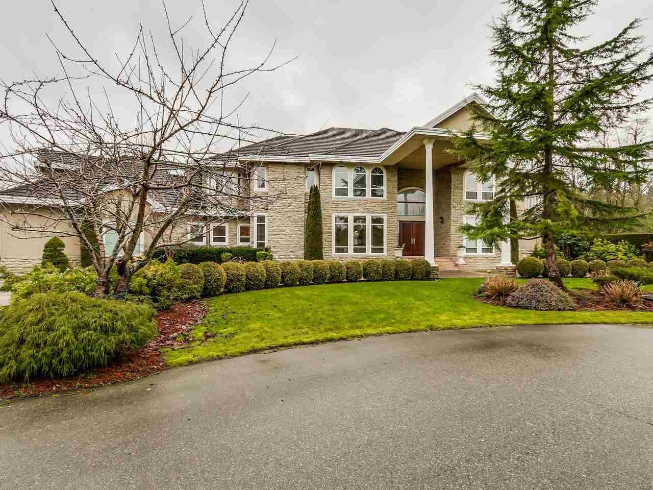 Main Photo: 19563 8 Avenue in Surrey: Hazelmere House for sale (South Surrey White Rock)  : MLS®# R2057027