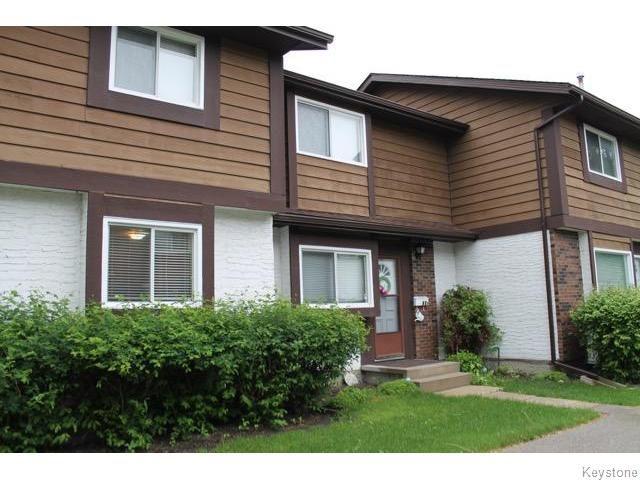 Main Photo: 43 Eric Street in Winnipeg: St Vital Condominium for sale (South East Winnipeg)  : MLS®# 1614399