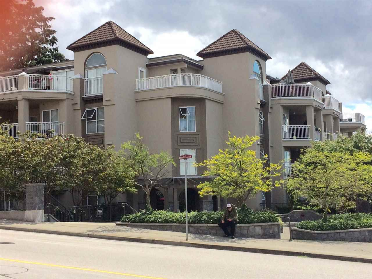 Main Photo: 508 1128 SIXTH Avenue in New Westminster: Uptown NW Condo for sale : MLS®# R2092367