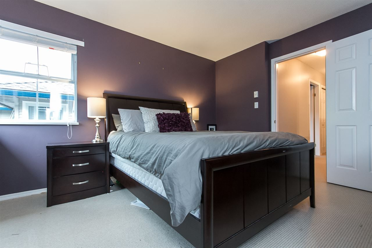 """Photo 12: Photos: 39 36060 OLD YALE Road in Abbotsford: Abbotsford East Townhouse for sale in """"Mountain View Village"""" : MLS®# R2103042"""