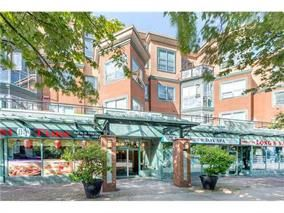 """Main Photo: 310 131 W 3RD Street in North Vancouver: Lower Lonsdale Condo for sale in """"SEASCAPE LANDING"""" : MLS®# R2119891"""