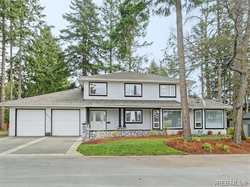 Main Photo: 4949 Rose Lane in VICTORIA: SE Cordova Bay Single Family Detached for sale (Saanich East)  : MLS®# 375591