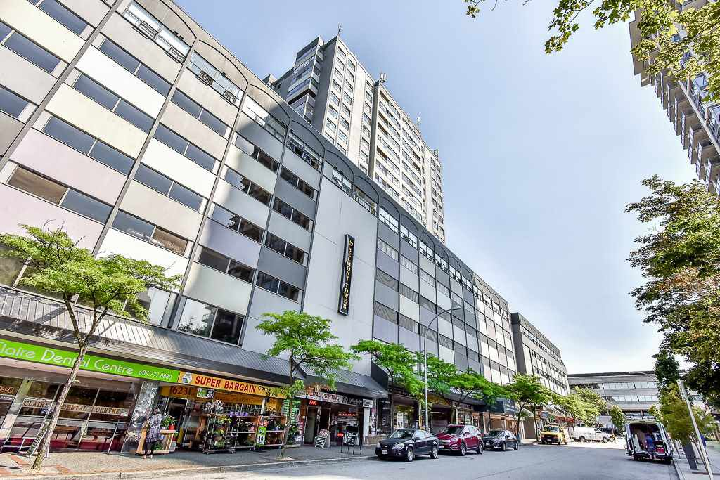 """Main Photo: 1307 615 BELMONT Street in New Westminster: Uptown NW Condo for sale in """"BELMONT TOWER"""" : MLS®# R2189806"""