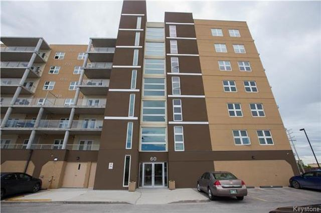 Main Photo: 510 60 Shore Street in Winnipeg: Fairfield Park Condominium for sale (1S)  : MLS®# 1723386