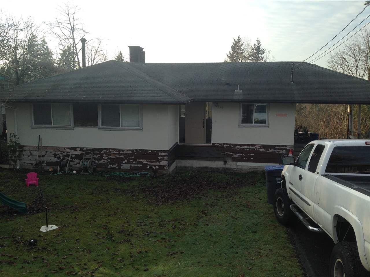 Main Photo: 10235 124 Street in Surrey: Cedar Hills House for sale (North Surrey)  : MLS®# R2227375