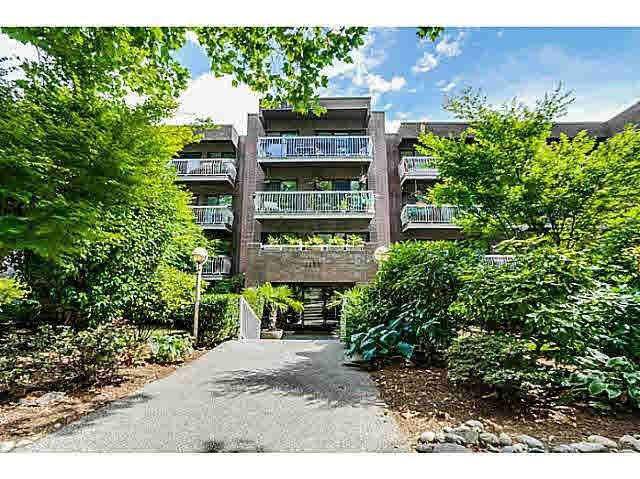 Main Photo: 415 1655 NELSON STREET in Vancouver: West End VW Condo for sale (Vancouver West)  : MLS®# R2254356