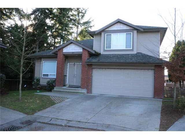 Main Photo: 20 6116 128 STREET in : Panorama Ridge Townhouse for sale : MLS®# F1326413