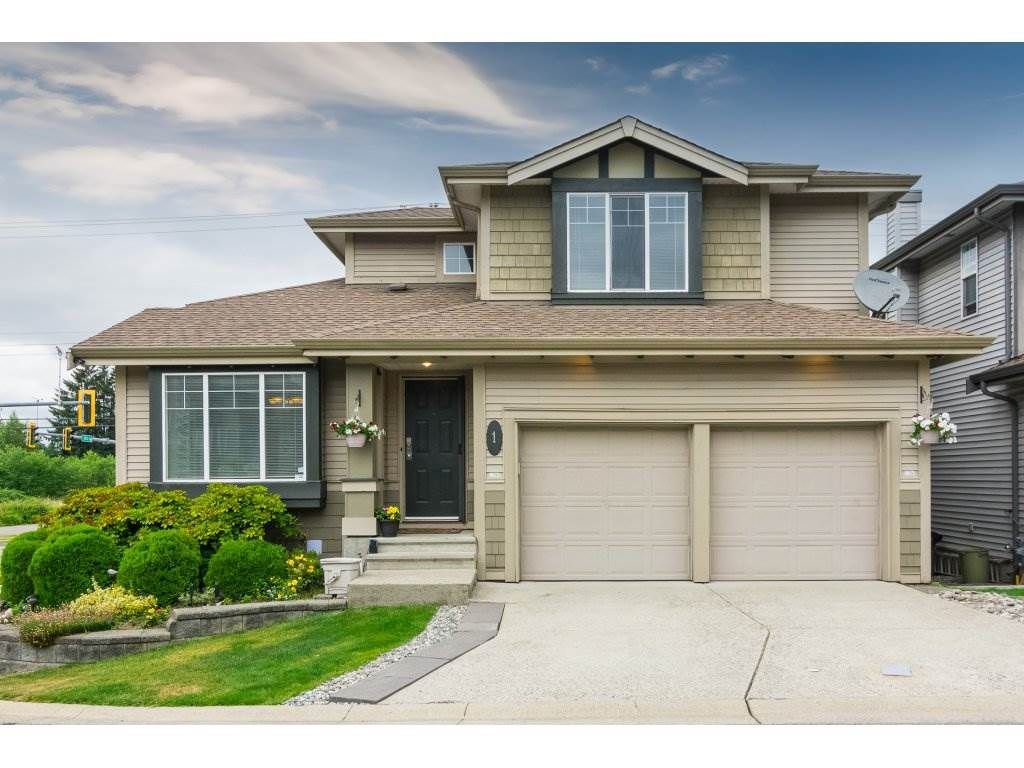 "Main Photo: 1 20292 96 Avenue in Langley: Walnut Grove House for sale in ""Brookwynd"" : MLS®# R2282427"