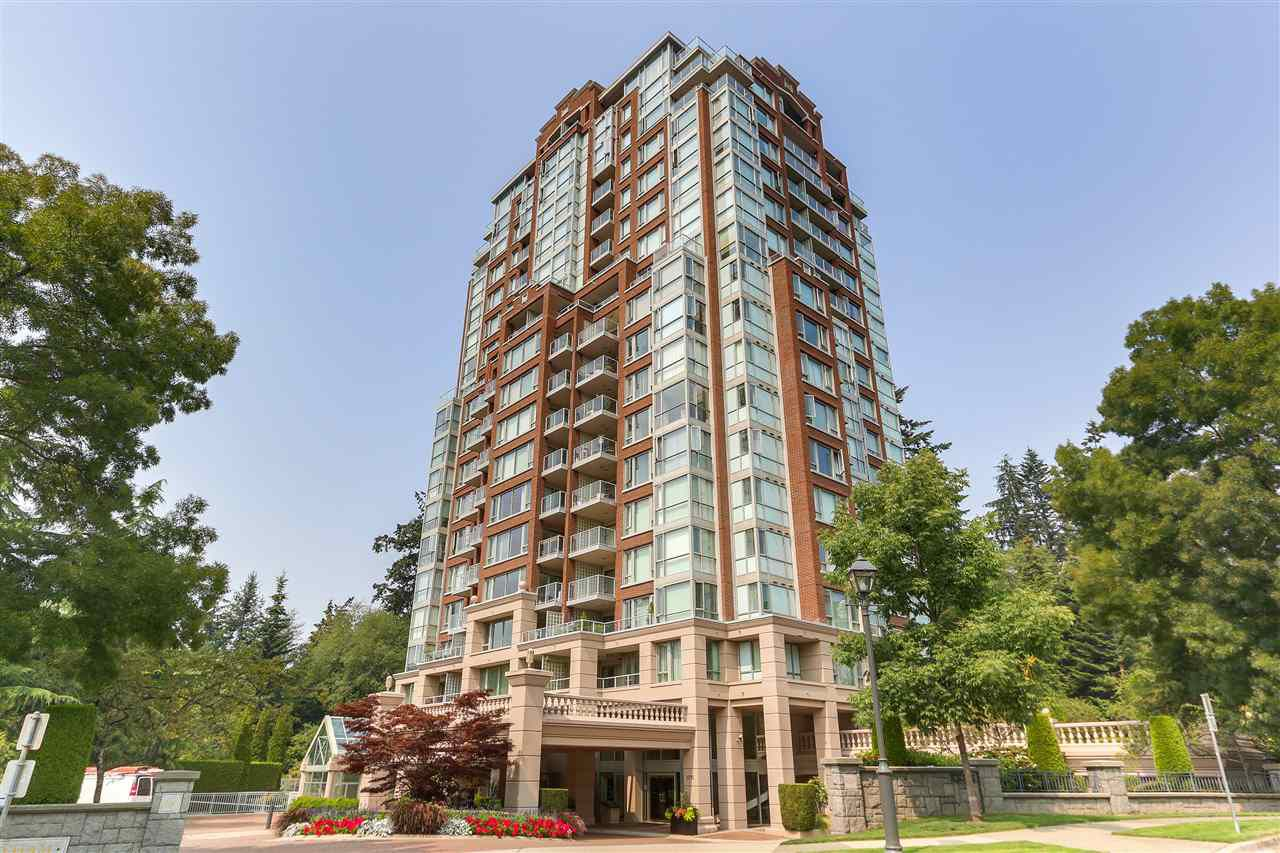 "Main Photo: 805 5775 HAMPTON Place in Vancouver: University VW Condo for sale in ""The Chatham"" (Vancouver West)  : MLS®# R2298660"