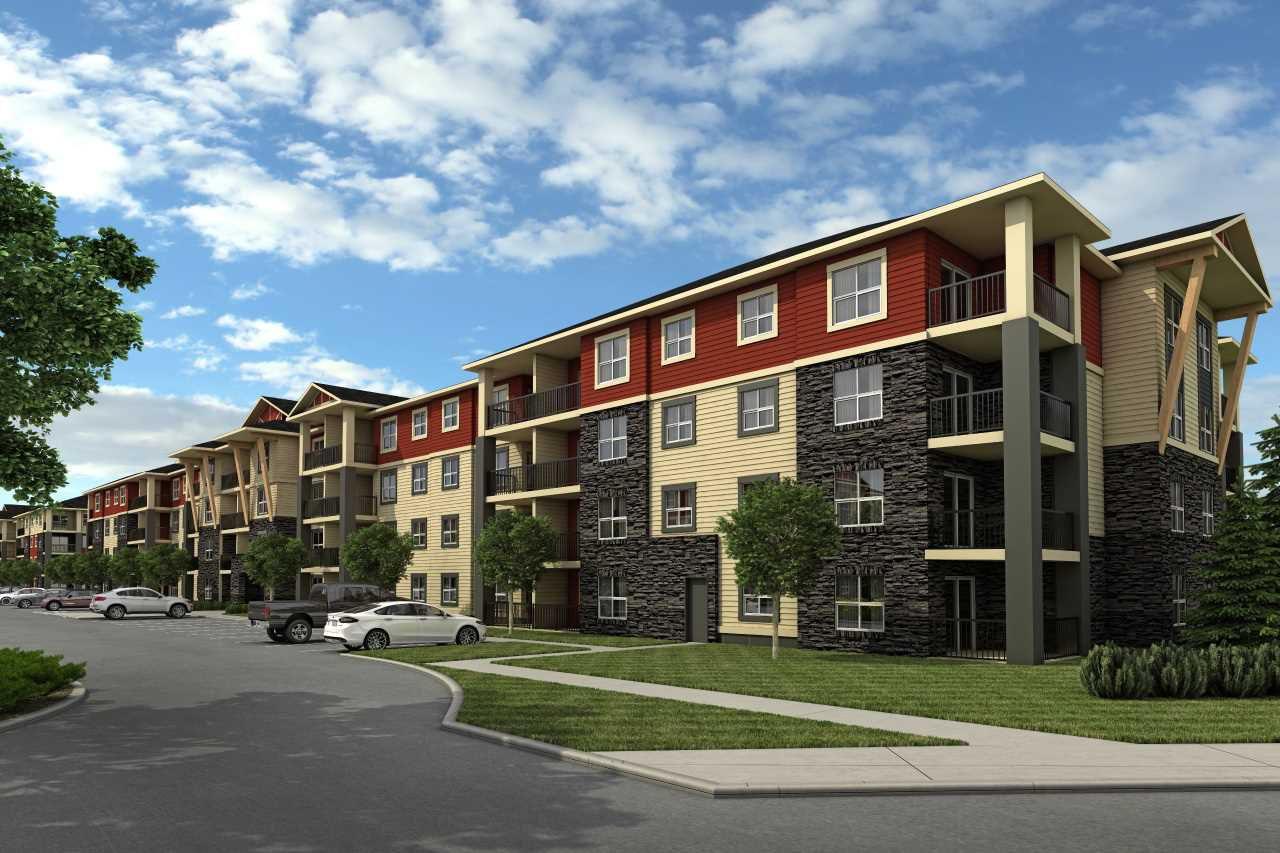Main Photo: 205 5816 Mullen Place in Edmonton: Zone 14 Condo for sale : MLS®# E4130809