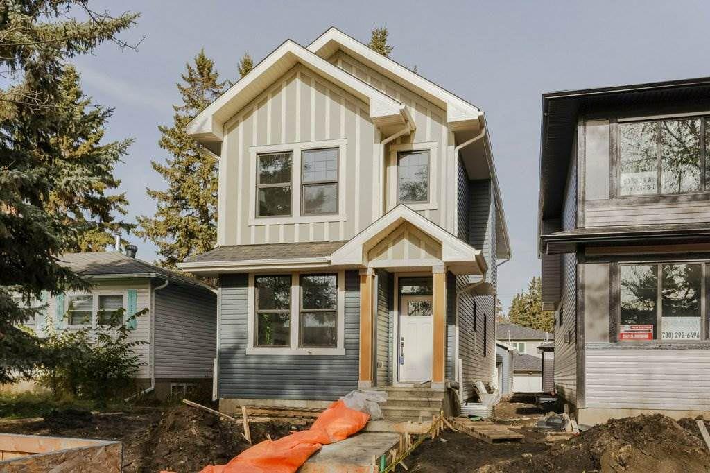 Main Photo: 9122 74 Avenue in Edmonton: Zone 17 House for sale : MLS®# E4132456