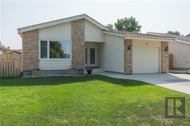 Main Photo: 46 Timmerman Place in Winnipeg: Harbour View South Residential for sale (3J)  : MLS®# 1828042