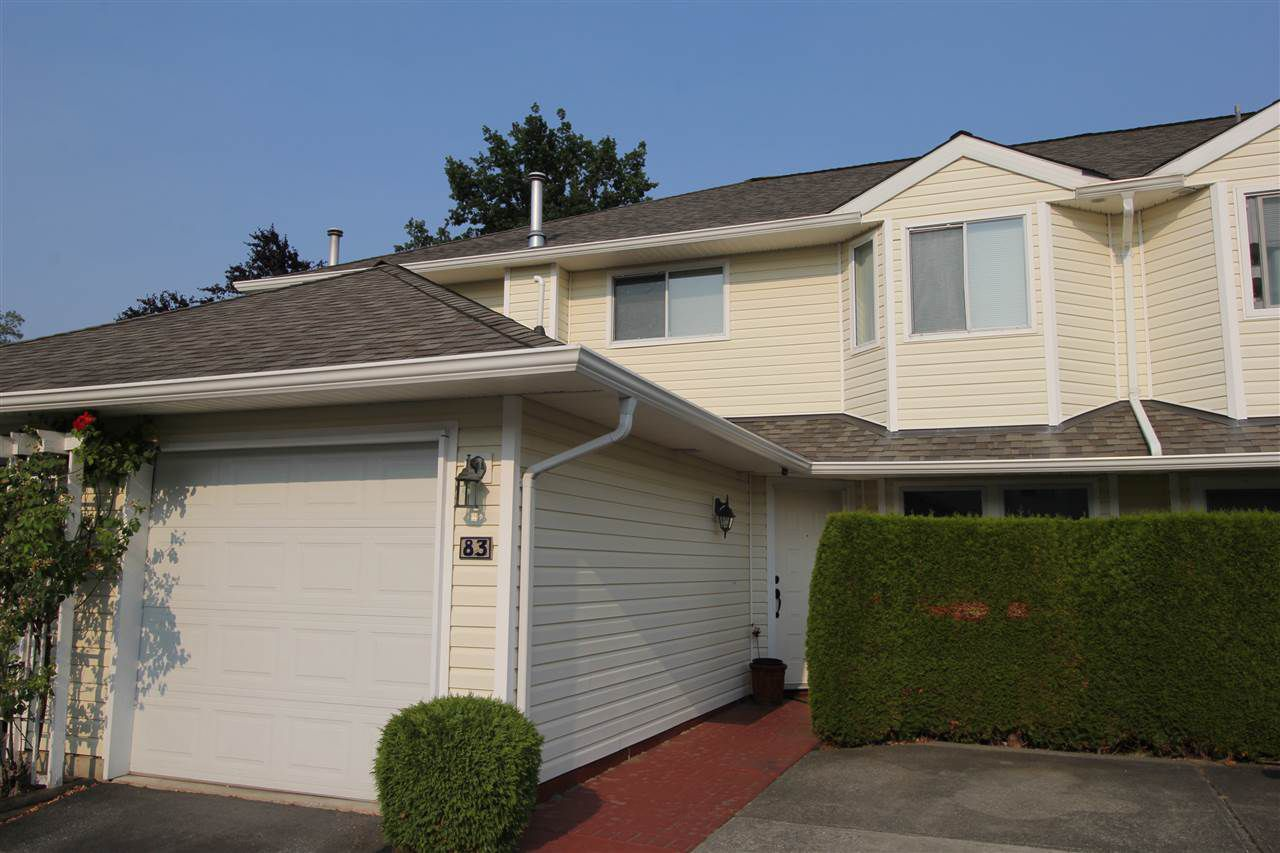 """Main Photo: 83 21928 48 Avenue in Langley: Murrayville Townhouse for sale in """"Murrayville Glen"""" : MLS®# R2316393"""
