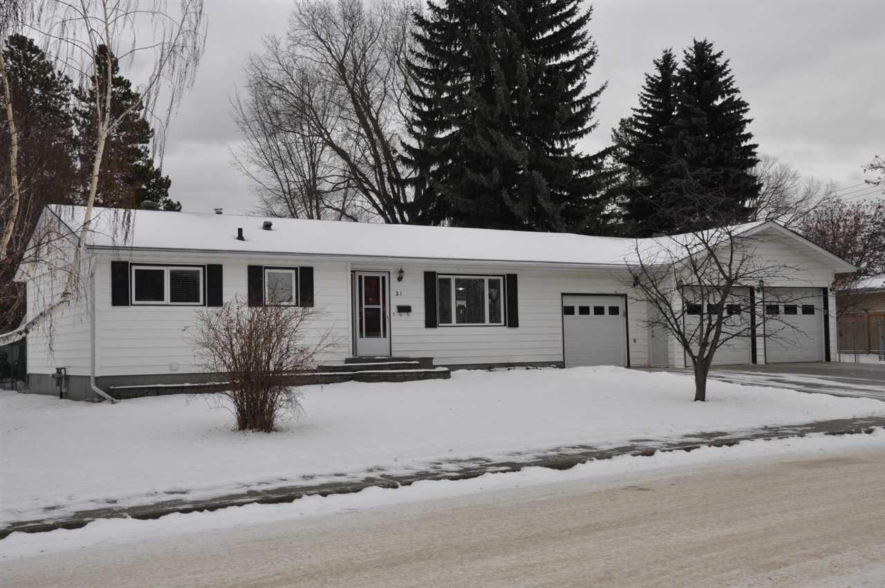 Main Photo: 21 CYPRESS Avenue: Sherwood Park House for sale : MLS®# E4135582