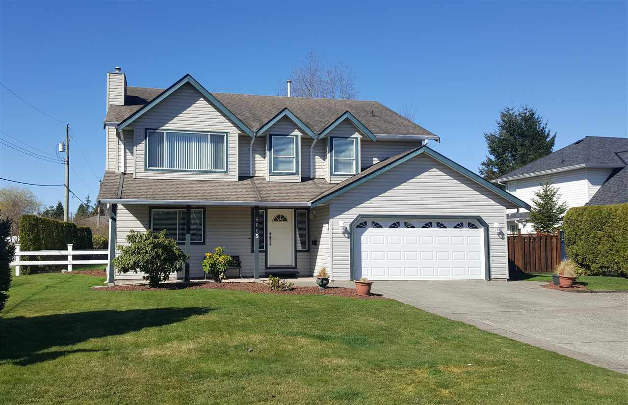 """Main Photo: 5005 214A Street in Langley: Murrayville House for sale in """"Murrayville"""" : MLS®# R2354511"""