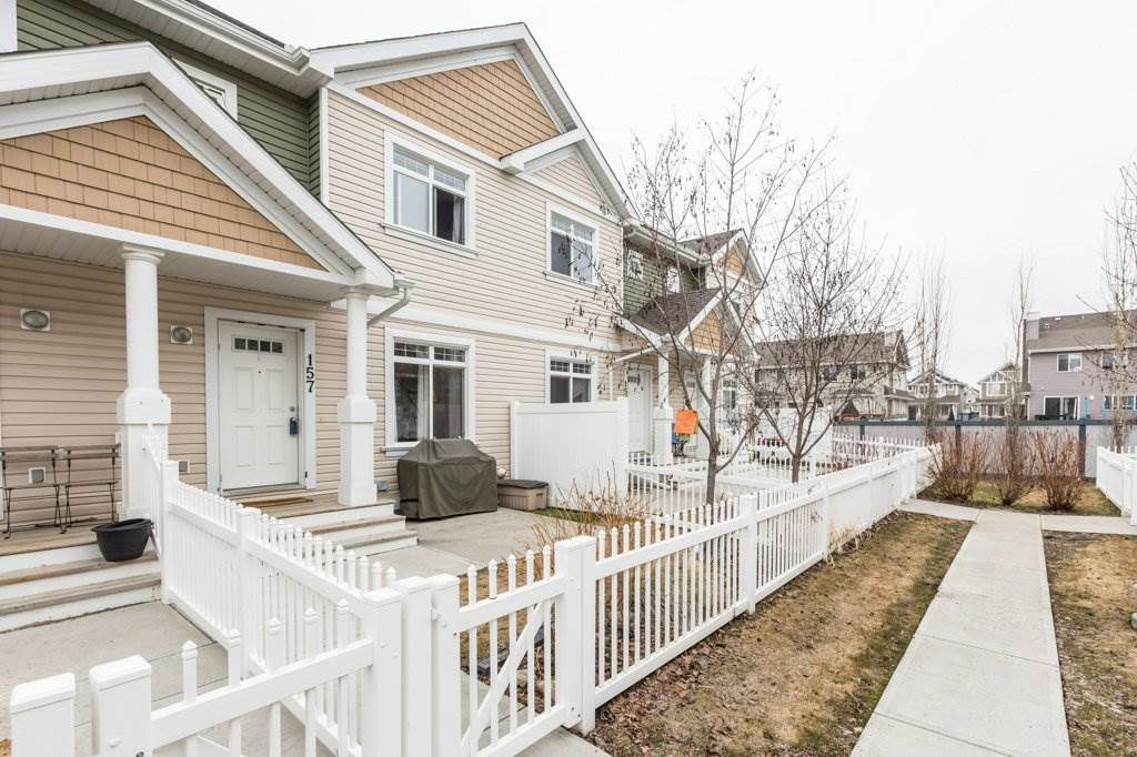 Main Photo: 157 1804 70 Street in Edmonton: Zone 53 Townhouse for sale : MLS®# E4151950