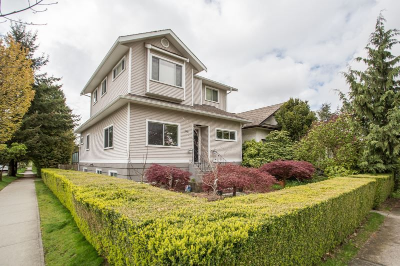 Main Photo: 396 E 39TH Avenue in Vancouver: Main House for sale (Vancouver East)  : MLS®# R2361399