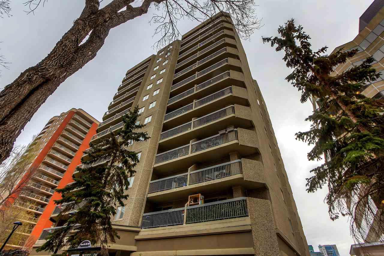 Main Photo: 104 9715 110 Street in Edmonton: Zone 12 Condo for sale : MLS®# E4156312