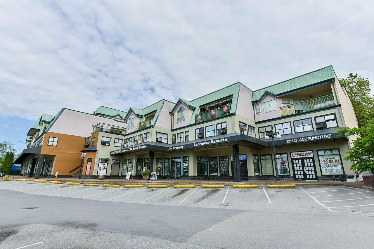 Main Photo: 209 918 RODERICK Street in Coquitlam: Maillardville Condo for sale : MLS®# R2370757
