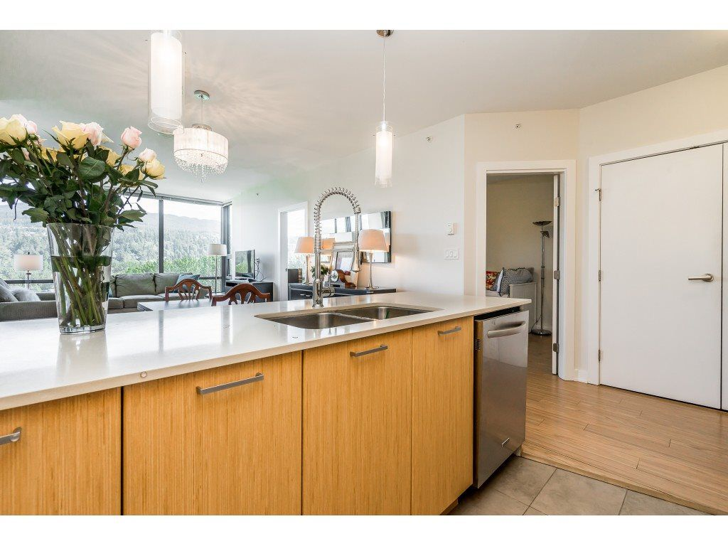 """Main Photo: 1104 301 CAPILANO Road in Port Moody: Port Moody Centre Condo for sale in """"THE RESIDENCES"""" : MLS®# R2377401"""
