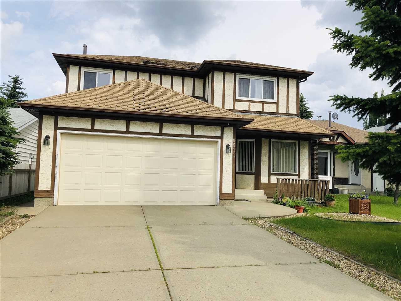 Main Photo: 8511 189 Street in Edmonton: Zone 20 House for sale : MLS®# E4164057