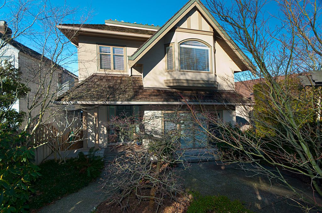 Main Photo: 3743 W 13TH Avenue in Vancouver: Point Grey House for sale (Vancouver West)  : MLS®# V872146