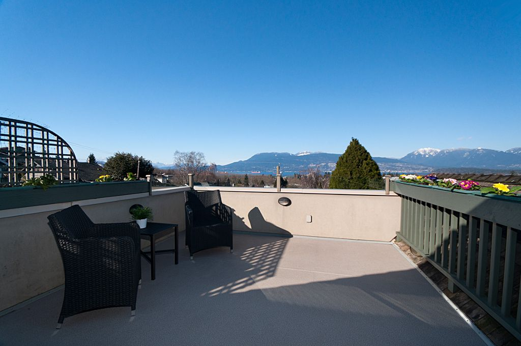 Photo 28: Photos: 3743 W 13TH Avenue in Vancouver: Point Grey House for sale (Vancouver West)  : MLS®# V872146
