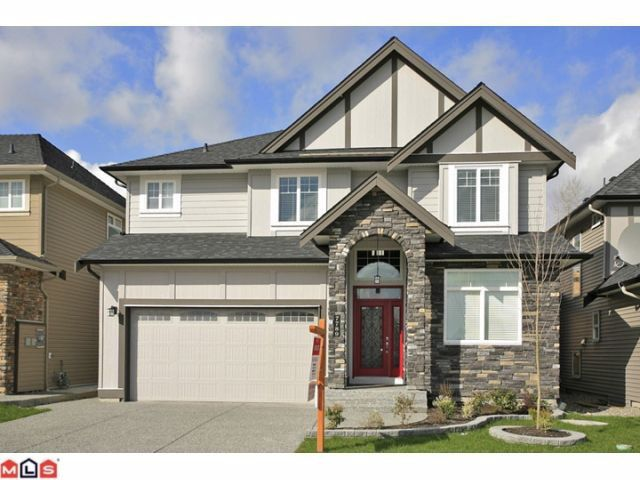 """Main Photo: 7789 211A ST in Langley: Willoughby Heights House for sale in """"YORKSON SOUTH"""" : MLS®# F1125893"""