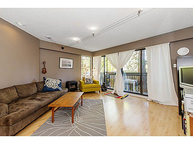 Main Photo: 211 1274 BARCLAY Street in Vancouver: West End VW Condo for sale (Vancouver West)  : MLS®# V1000494