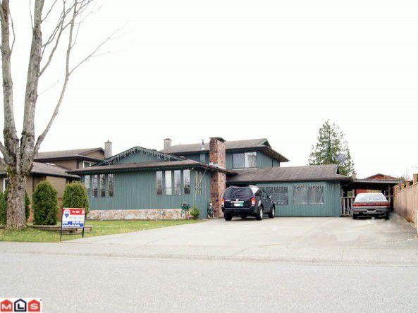 Main Photo: 15106  94TH AV in Surrey: Fleetwood Tynehead House for sale : MLS®# F1109274