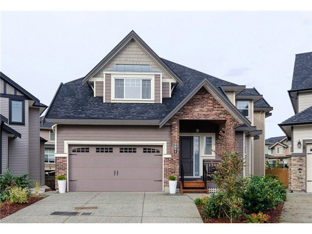 Main Photo: 7693 210TH Street in Langley: Willoughby Heights House for sale : MLS®# F1432472