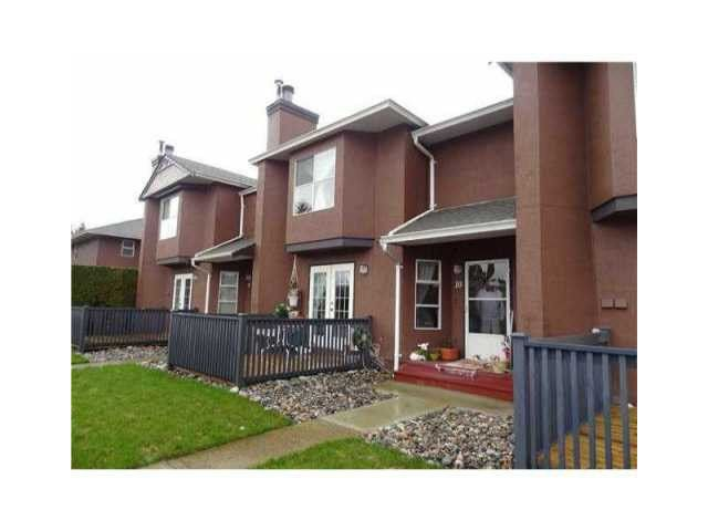 "Main Photo: 10 1336 PITT RIVER Road in Port Coquitlam: Citadel PQ Townhouse for sale in ""WILLOW GLEN"" : MLS®# V1107161"