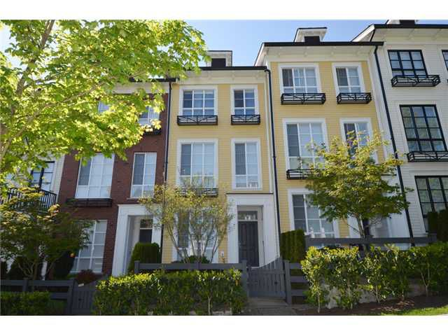"""Main Photo: 10 1248 HOLTBY Street in Coquitlam: Burke Mountain Townhouse for sale in """"TATTON"""" : MLS®# V1117799"""