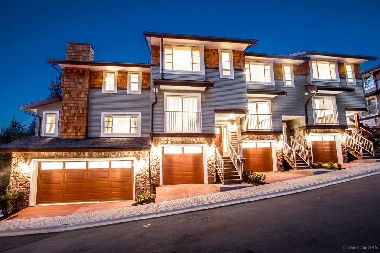 """Main Photo: 67 23651 132ND Avenue in Maple Ridge: Silver Valley Townhouse for sale in """"MYRON'S MUSE AT SILVER VALLEY"""" : MLS®# R2034445"""