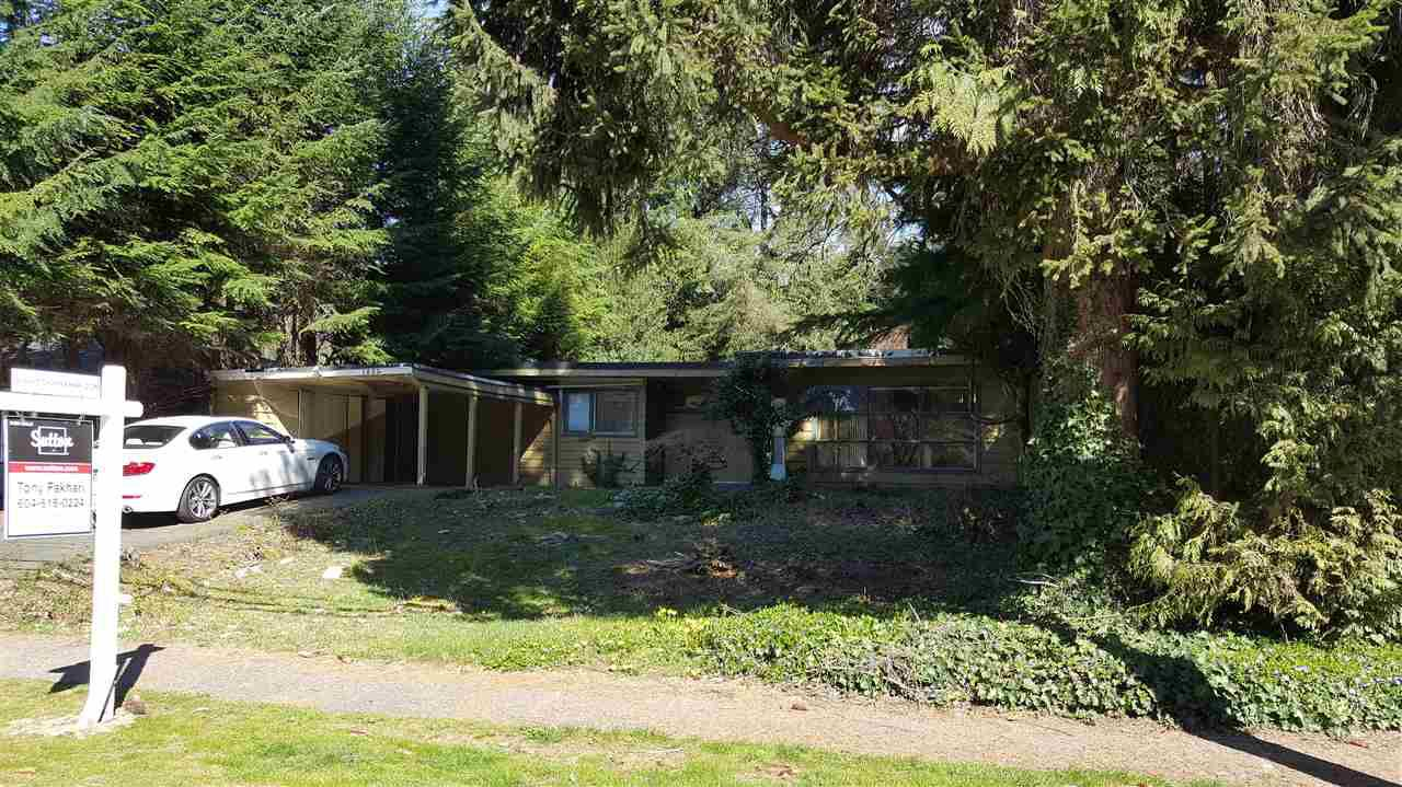 Main Photo: 1034 MONTROYAL Boulevard in North Vancouver: Canyon Heights NV  House for sale banner