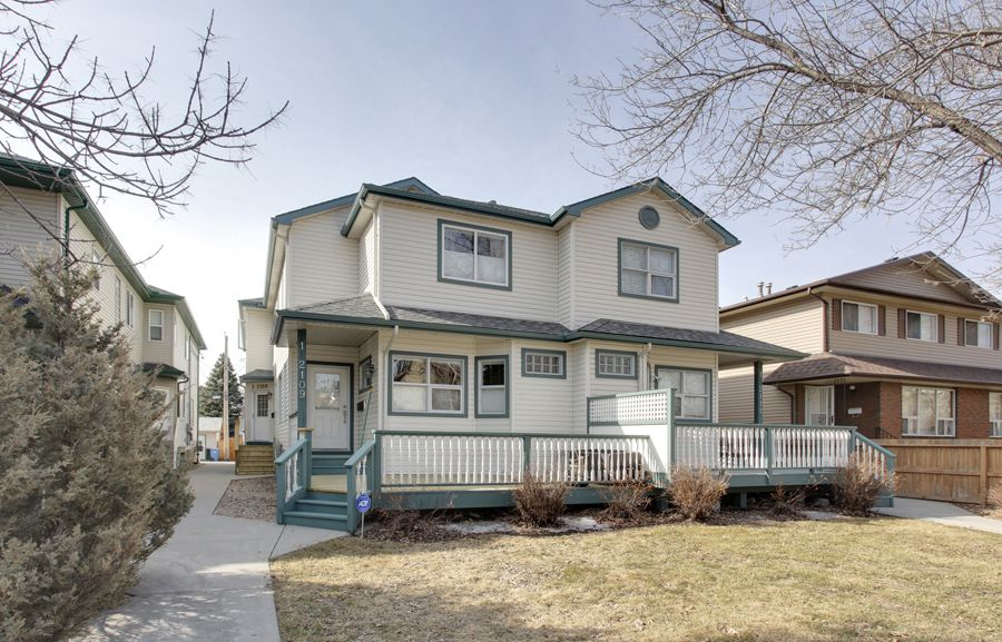 Main Photo: 2 4 Avenue NW in Calgary: 4 Plex for sale : MLS®# C3611379