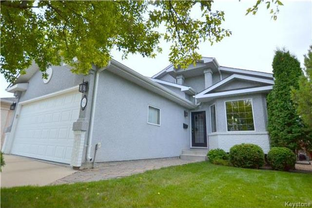 Main Photo: 64 Invermere Street in Winnipeg: Whyte Ridge Residential for sale (1P)  : MLS®# 1718926