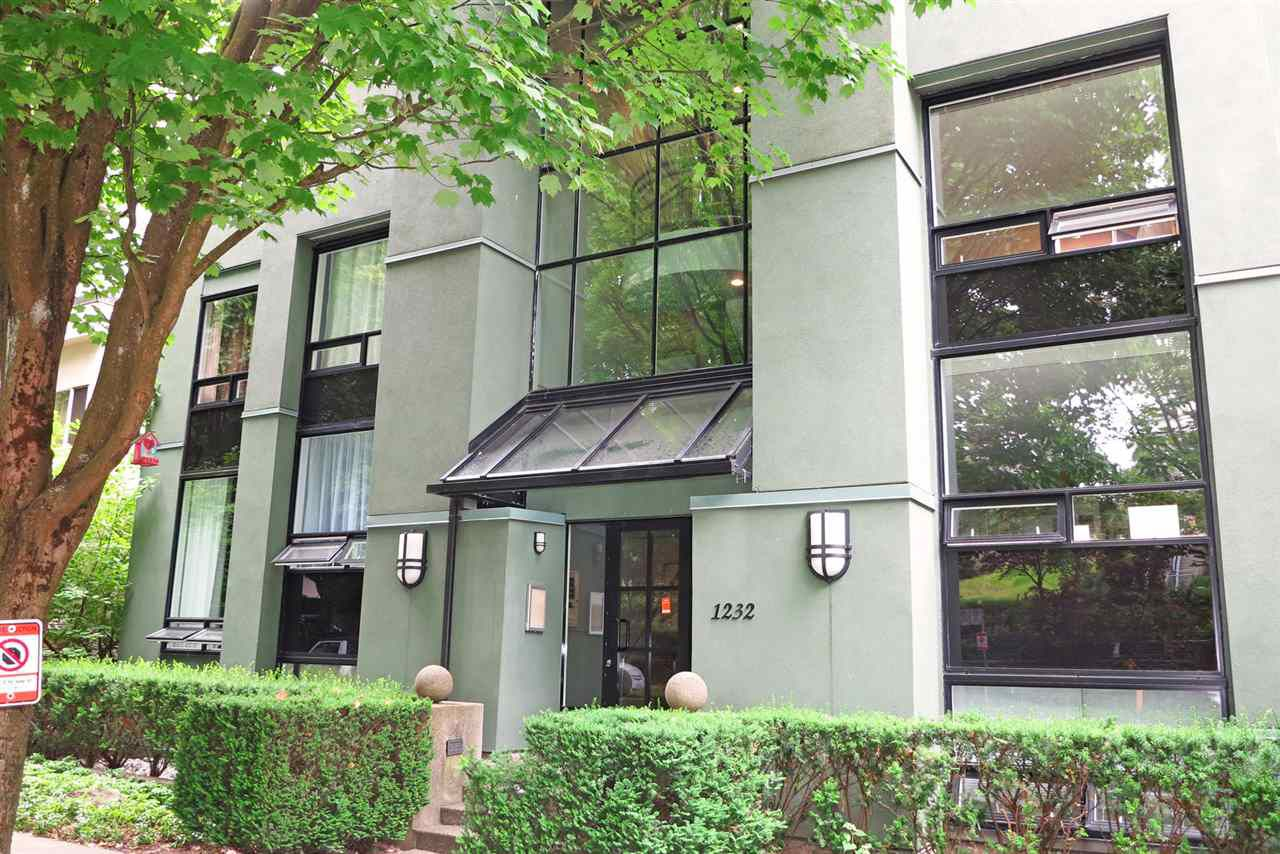 Main Photo: 501 1232 HARWOOD STREET in Vancouver: West End VW Condo for sale (Vancouver West)  : MLS®# R2191016