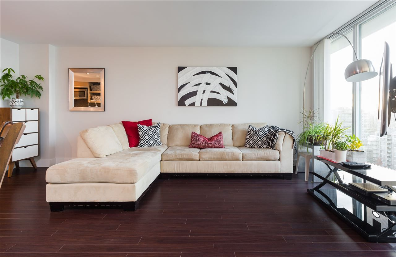 Photo 3: Photos: 1705 1009 EXPO BOULEVARD in Vancouver: Yaletown Condo for sale (Vancouver West)  : MLS®# R2226724
