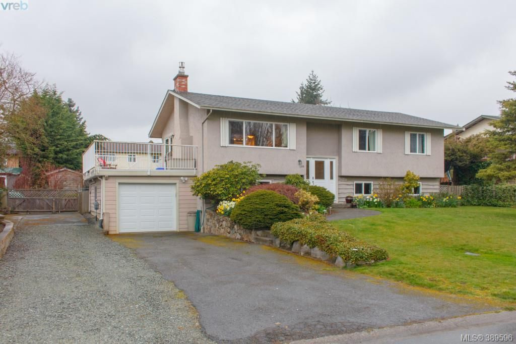 Main Photo: 7208 Early Place in BRENTWOOD BAY: CS Brentwood Bay Single Family Detached for sale (Central Saanich)  : MLS®# 389596