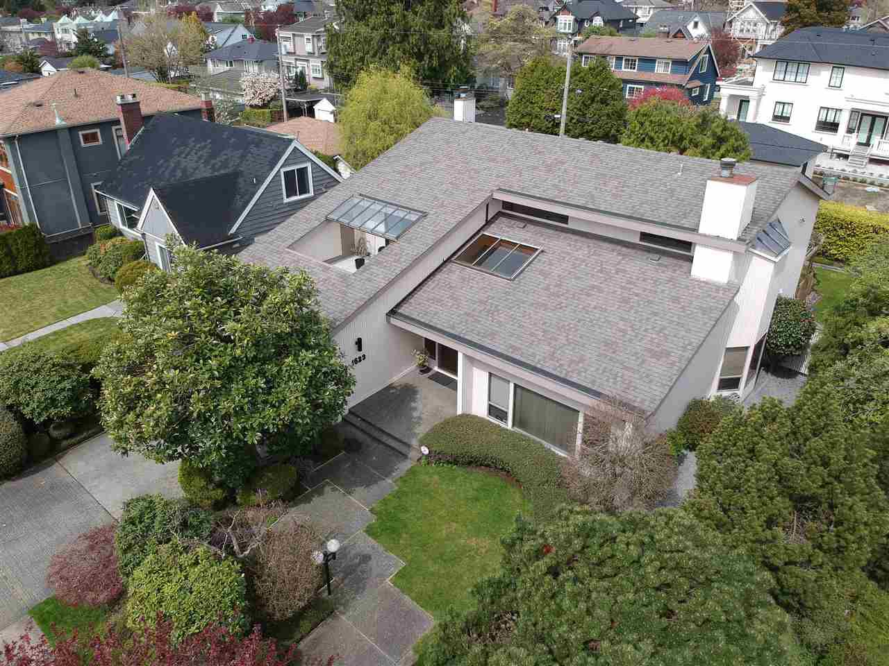 Main Photo: 1623 W 59TH Avenue in Vancouver: South Granville House for sale (Vancouver West)  : MLS®# R2260307